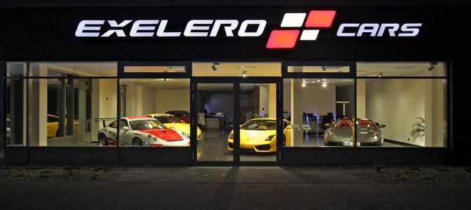 Exelero Cars