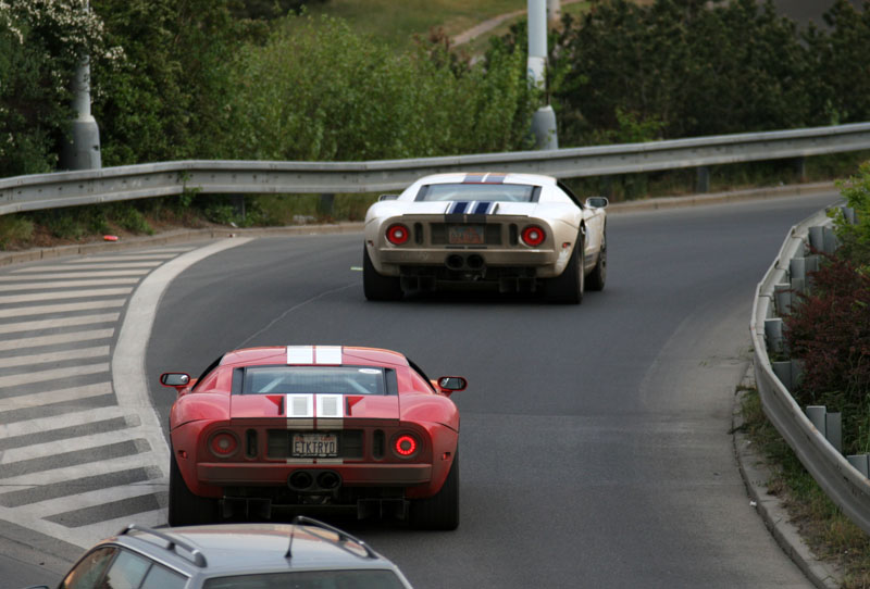 2x Ford GT