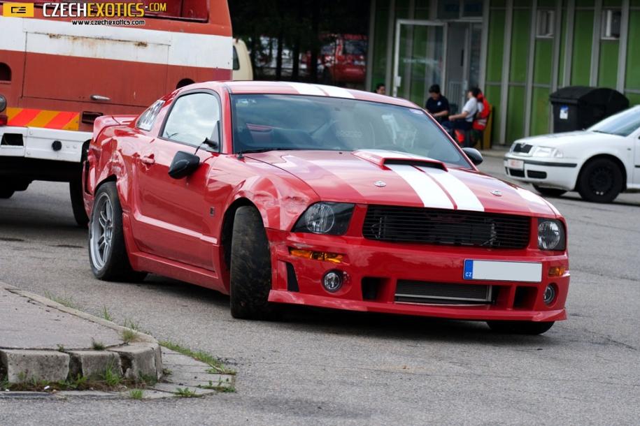 Chudinka Mustang
