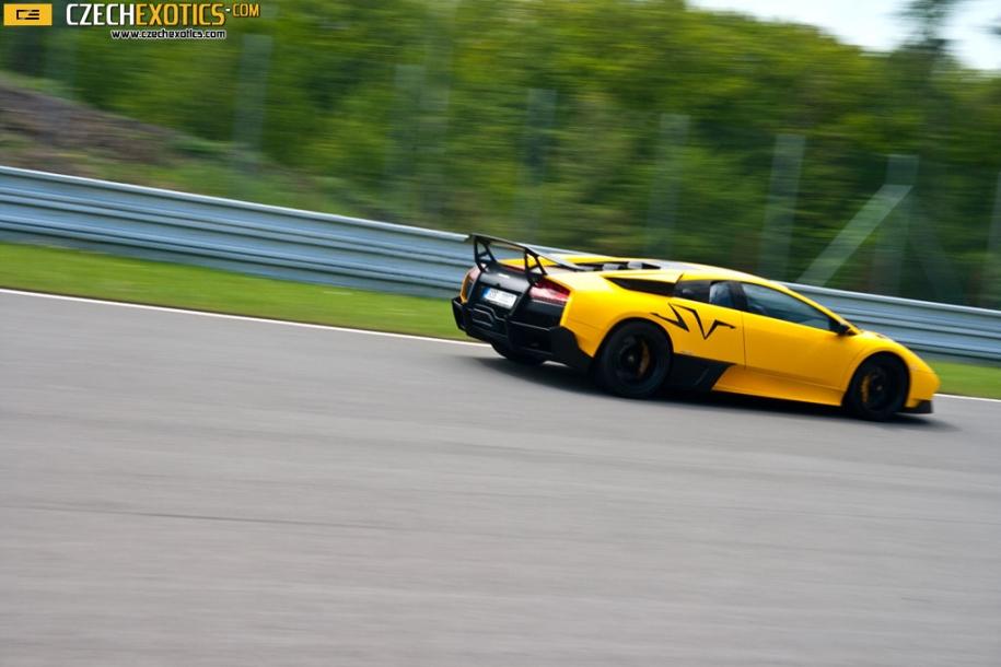 Lamborghini Murciélago SV