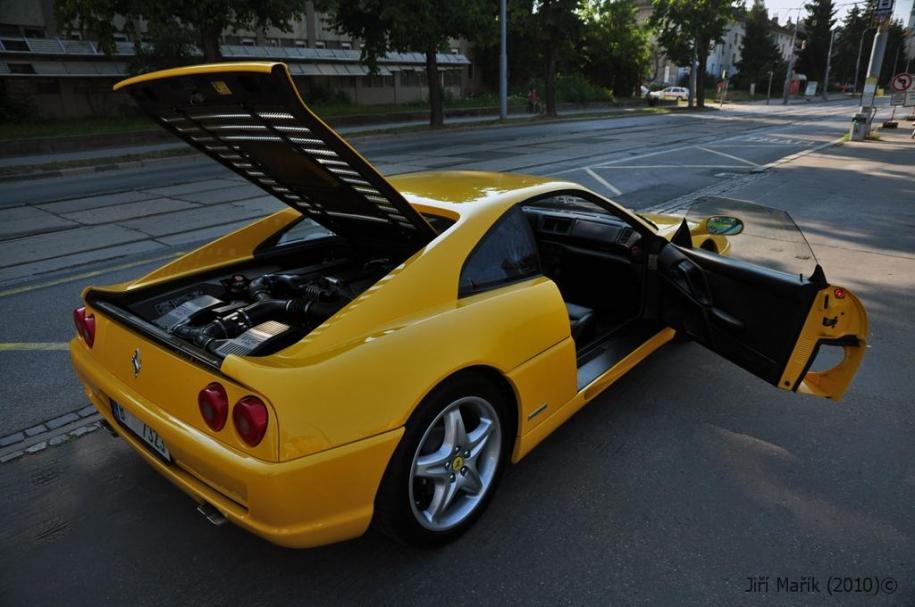 355 F1 Berlinetta