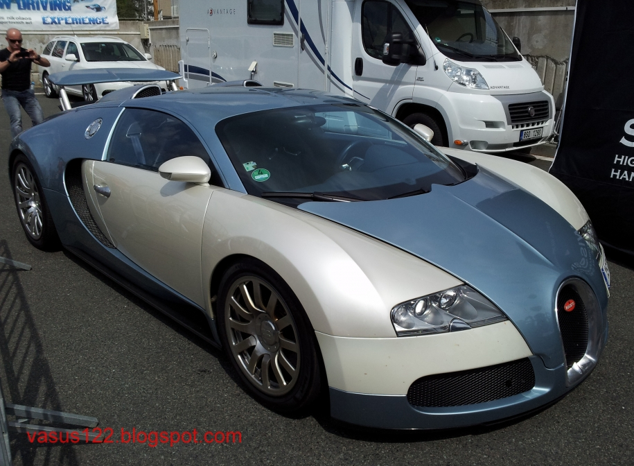 Bugatti Veyron 16,4