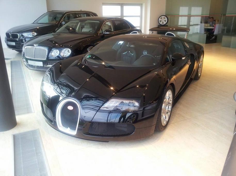 Bugatti Veyron EB 16.4 Grand Sport