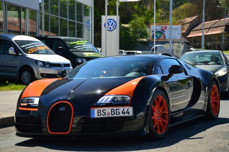 Grand Sport Vitesse World Record Car Edition