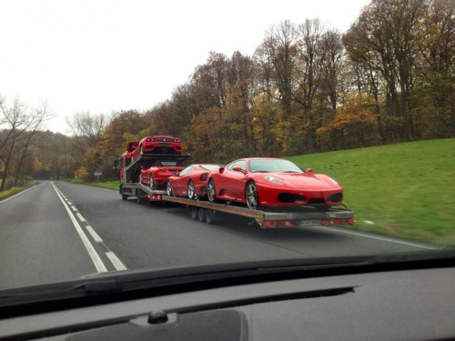 Ferrari 360 & F430