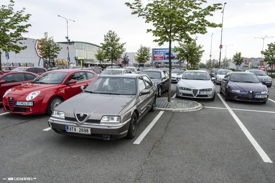 Alfa Romeo Rekord 17