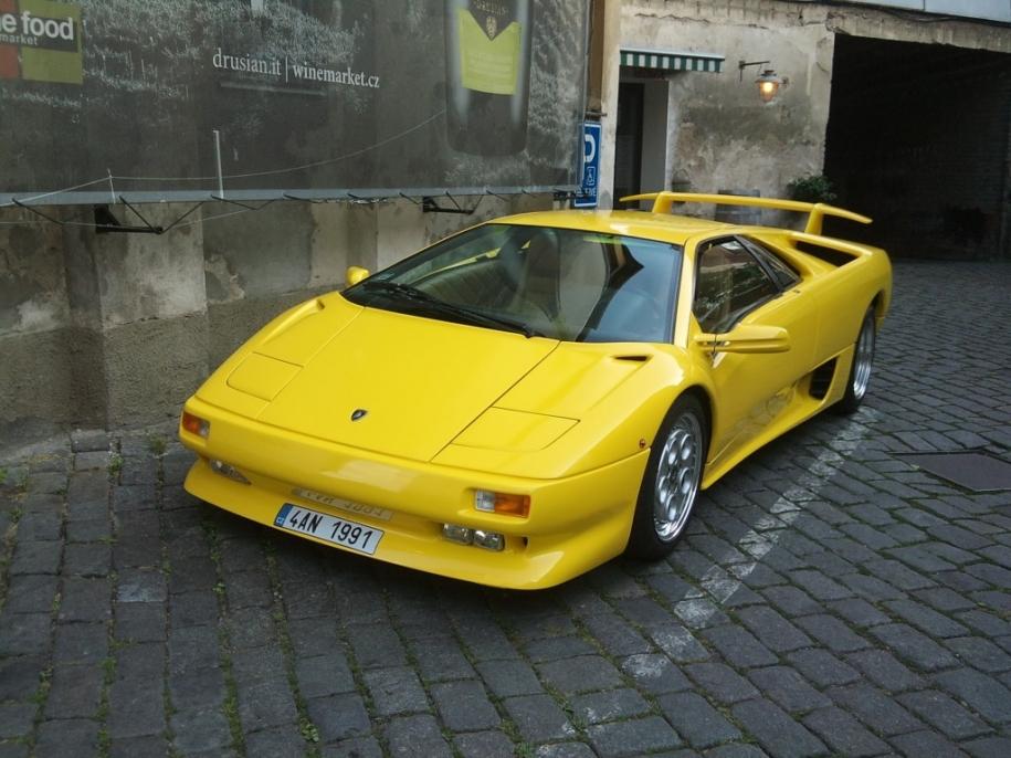 Lamborghini Diablo 1991