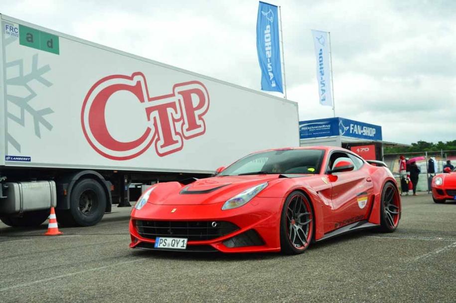 Ferrari 70 DE 61