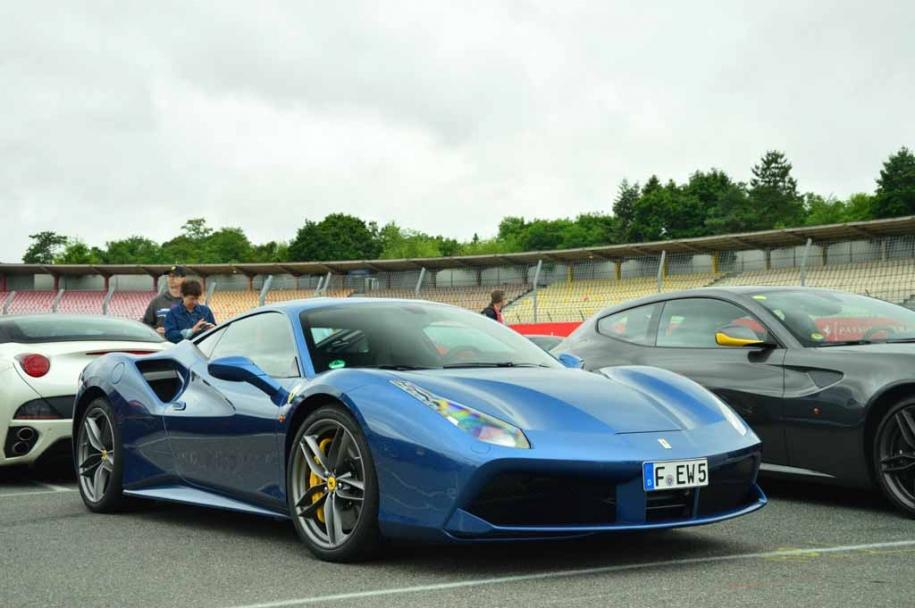 Ferrari 70 DE 22