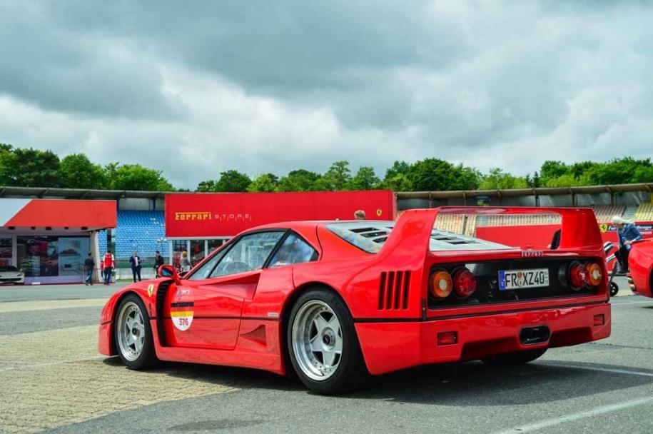 Ferrari 70 DE 72