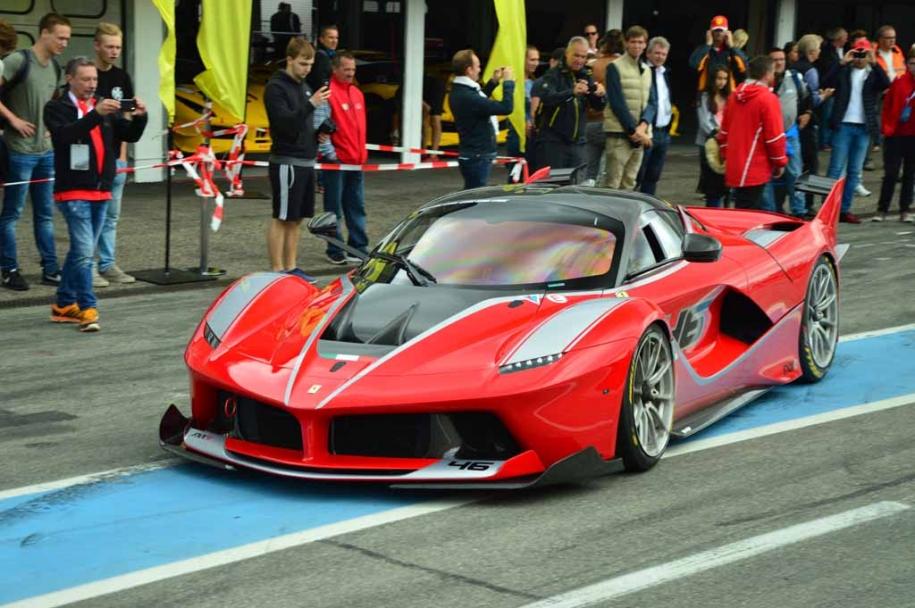 Ferrari 70 DE 83