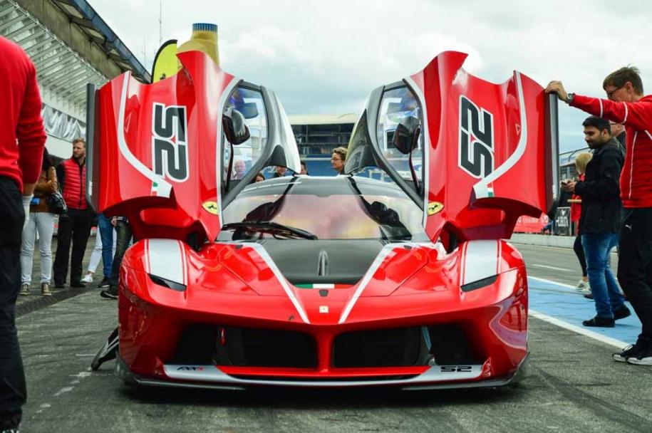 Ferrari 70 DE 76