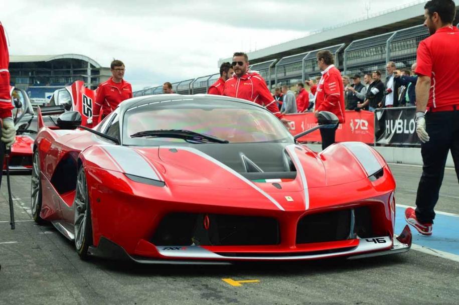 Ferrari 70 DE 82