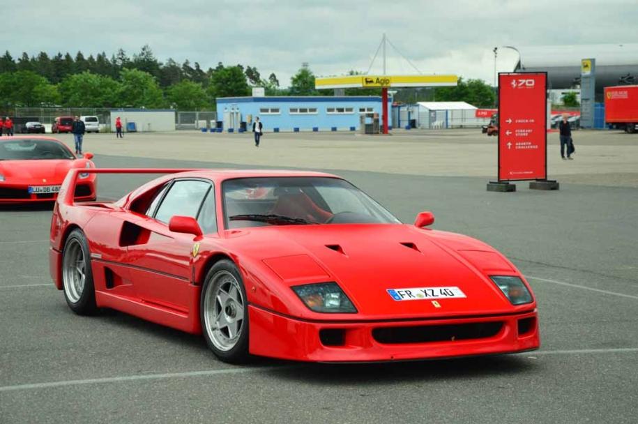 Ferrari 70 DE 26
