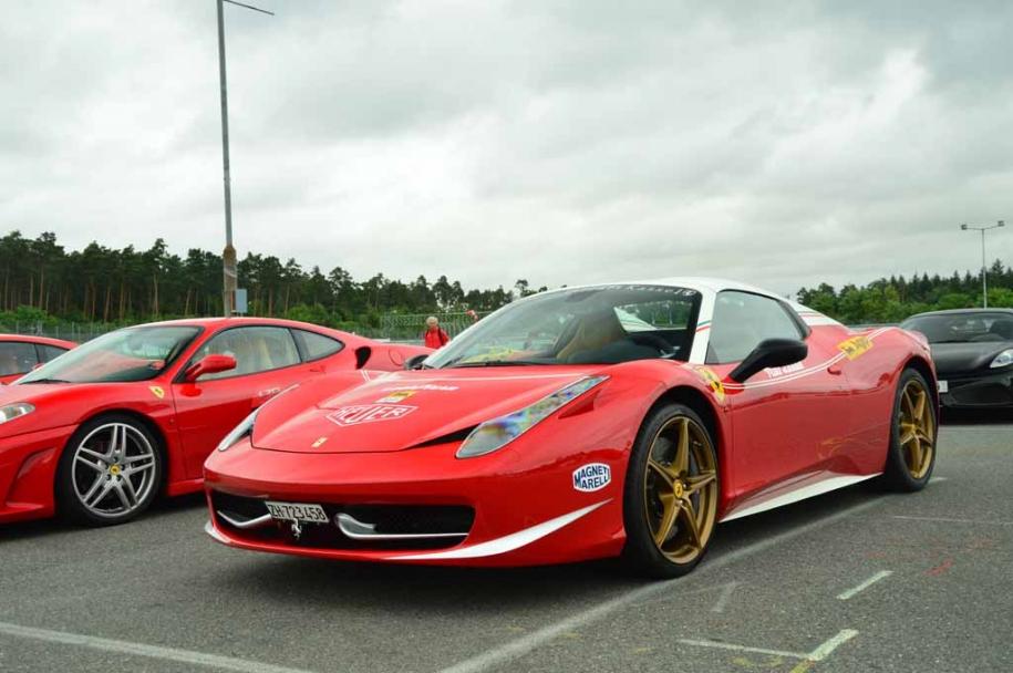 Ferrari 70 DE 15