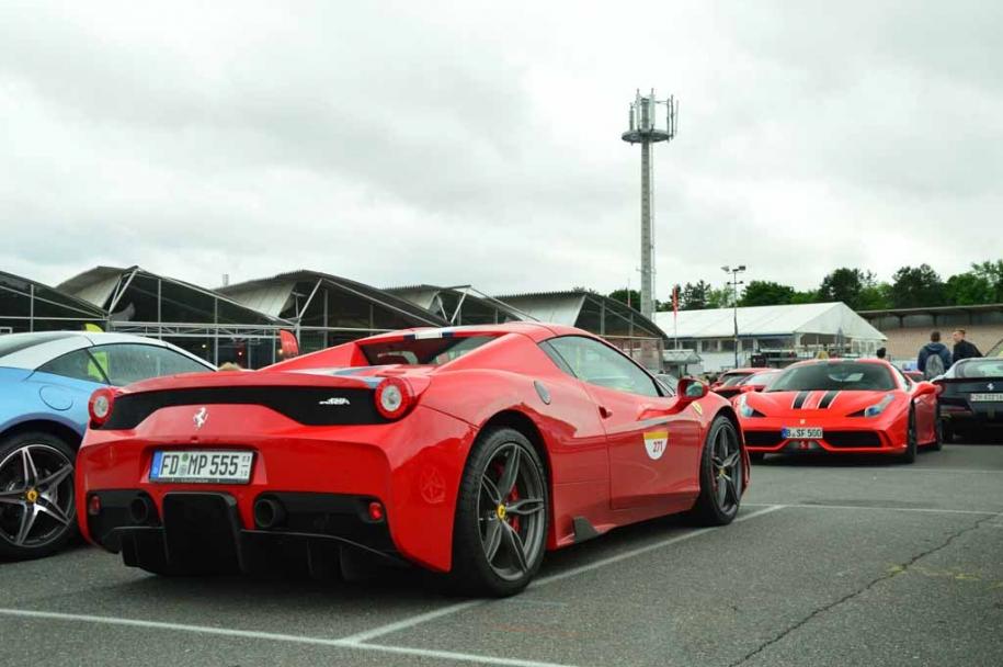 Ferrari 70 DE 17
