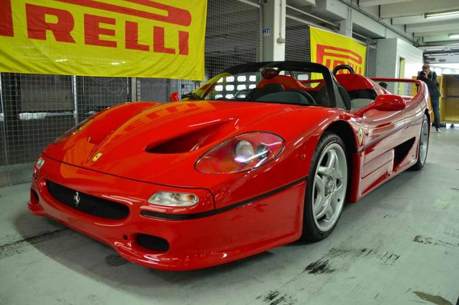 Ferrari 70 DE 05