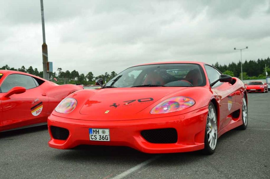 Ferrari 70 DE 16