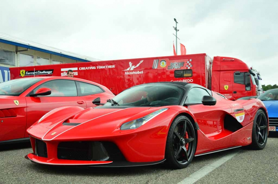 Ferrari 70 DE 55