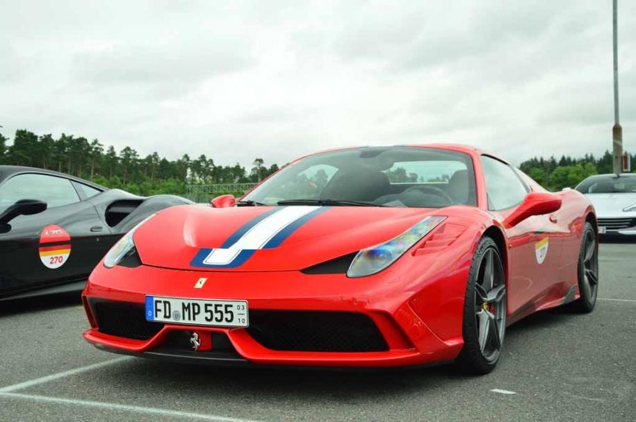 Ferrari 70 DE 19