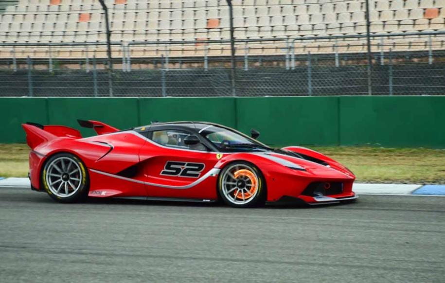 Ferrari 70 DE 87