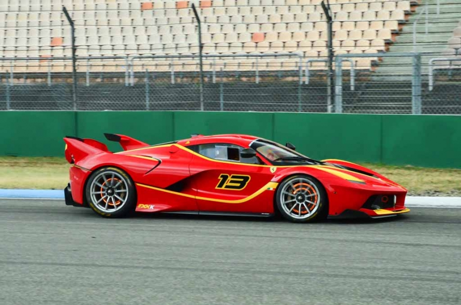Ferrari 70 DE 86
