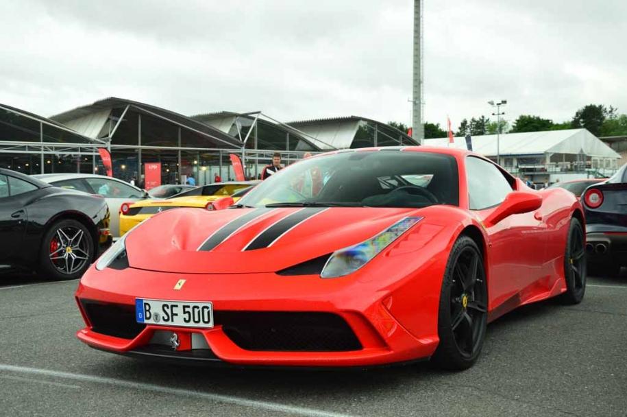 Ferrari 70 DE 18