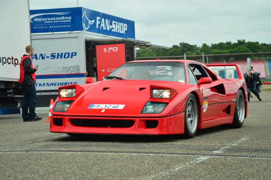 Ferrari 70 DE 60
