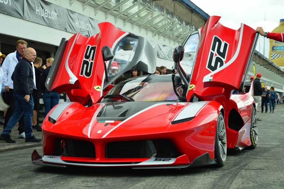 Ferrari 70 DE 77