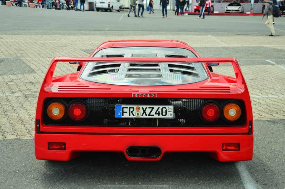 Ferrari 70 DE 73