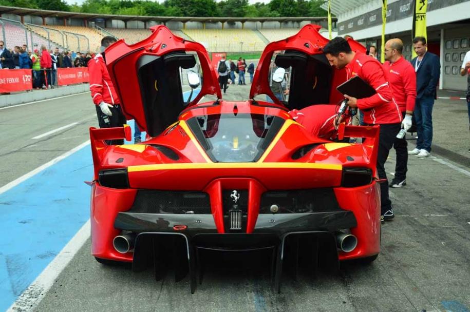 Ferrari 70 DE 81