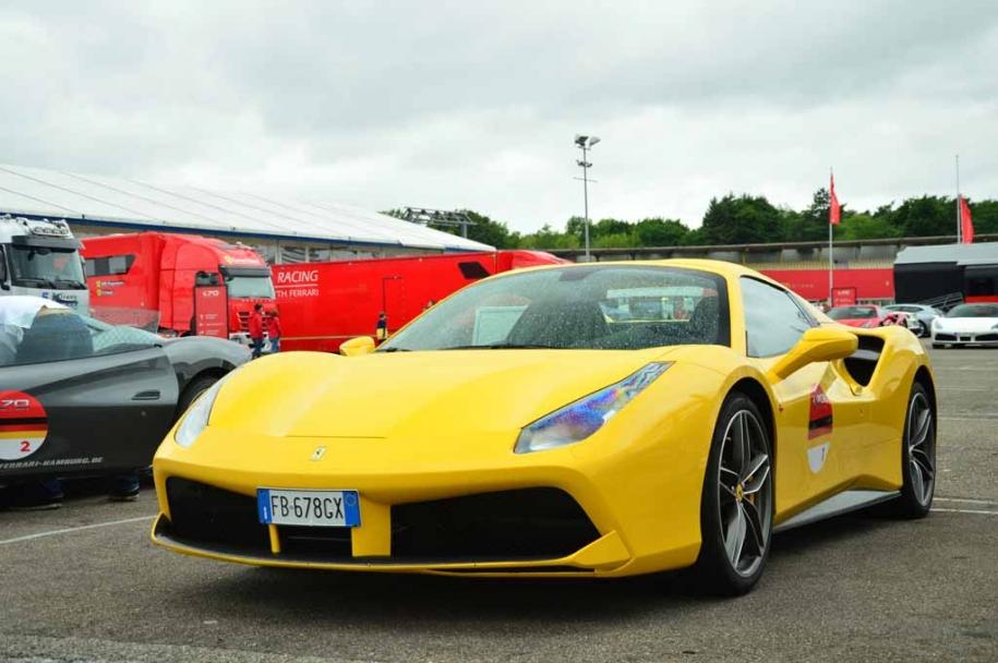 Ferrari 70 DE 62