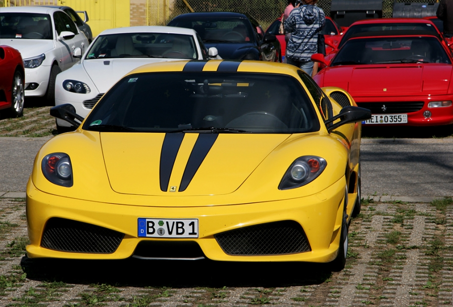 Ferrari racing days 2009