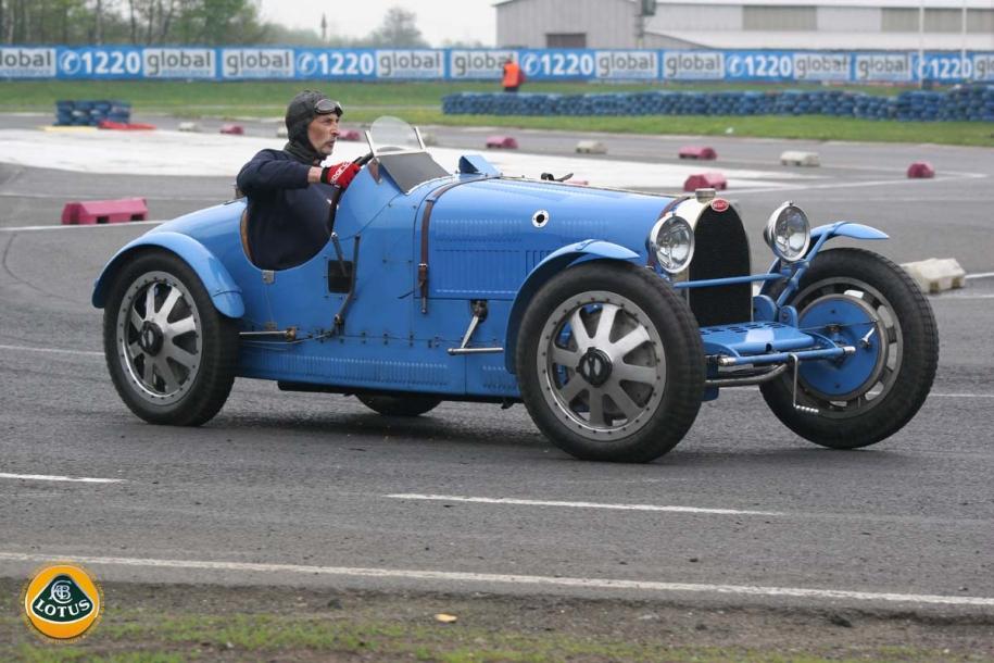 Bugatti 35B Pur Sang